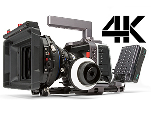 Камера Blackmagic 4k